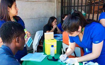 Seremi de Salud trabaja arduamente para prevenir el VIH