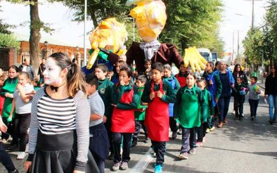 Sexta Región celebra día de la educación rural