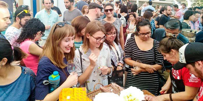 Todo un éxito resultó la Primera Fiesta del Vino Valle del Cachapoal en Providencia