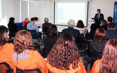 Trabajadores de empresas socias conocieron Programas Sociales CChC