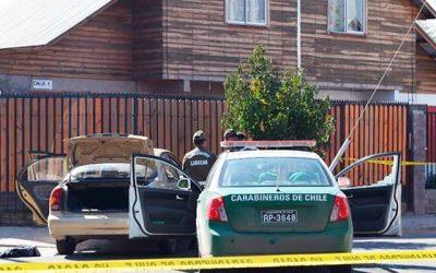 Violento enfrentamiento entre carabineros y delincuentes en Requínoa