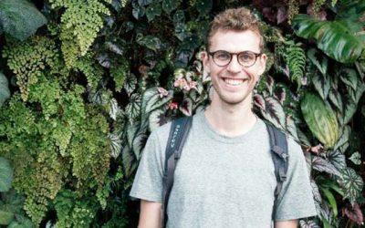 Voluntario londinense trabajará como voluntario en escuelas de Coya