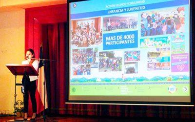 Alcalde de Machalí rinde cuenta de gestión pública 2017