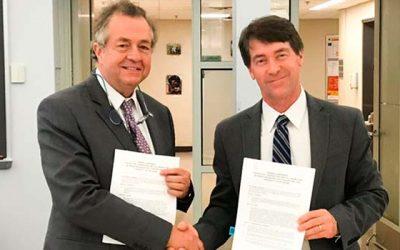 Autoridades UOH visitan Estados Unidos para reforzar vinculación internacional