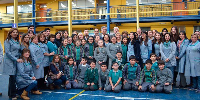 Colegio municipales de la Región destacan en resultados SIMCE 2017