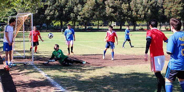Con éxito continúa Liga Salud de Futbolito Hospital Santa Cruz