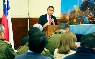 Consejo regional definió nueva estrategia para combatir la delincuencia
