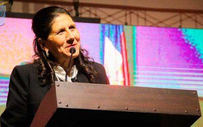 Cuenta pública de gestión 2017 brindó alcaldesa de Palmilla