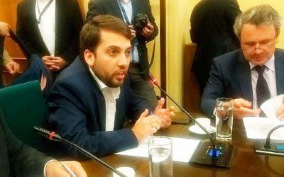 Diputado Raúl Soto critica falta de actualización del registro nacional de pedófilos