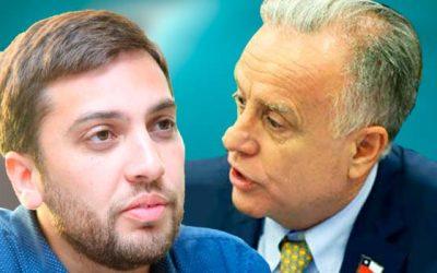 Diputado Raúl Soto evalúa acusación constitucional contra ministro de Salud