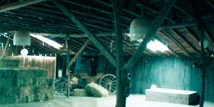 El vigilante, primera película filmada en la región de OHiggins