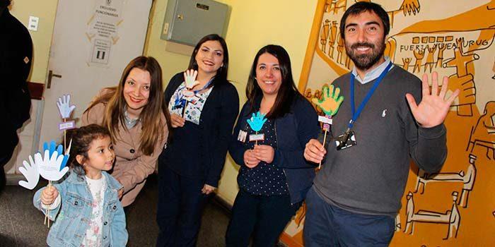 En Hospital San Fernando instauran conciencia sobre la higiene de manos