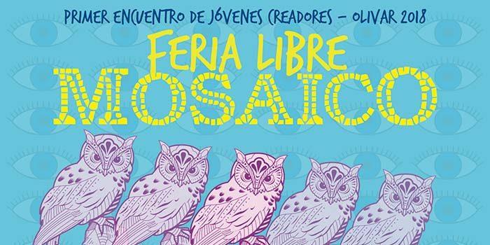 En Olivar se lleva a cabo la primera versión de la Feria Mosaico