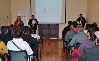Encuentro reúne a prestadores de servicios turísticos y actores vinculados al rubro de Chépica