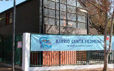 Entregan remozada sede social en población Santa Filomena