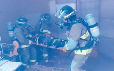 Gendarmería realizará simulacro de incendio en Complejo Penitenciario de Rancagua