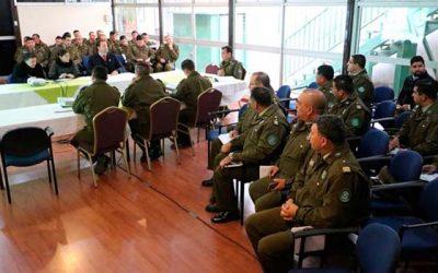 Gobernador encabezó primera reunión operativa de STOP