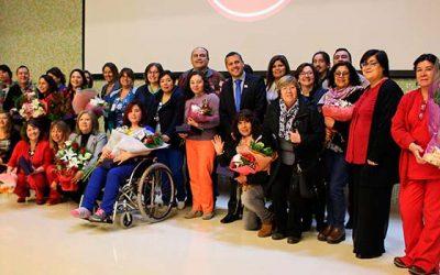 Hospital Regional conmemoró Día del Trabajo y reconoce a funcionarios con 25 años de servicio