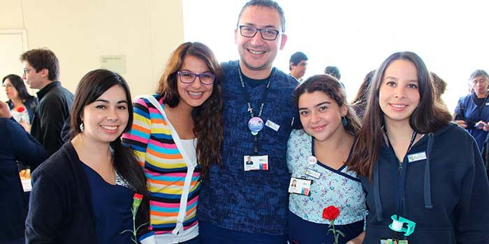 Hospital Santa Cruz prepara celebración del día del Enfermero
