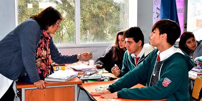 Liceos de San Fernando implementan programa pace con la universidad de OHiggins