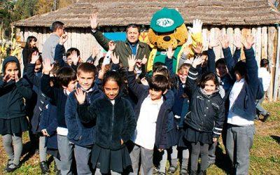 Malloa celebra el Día Mundial de la Biodiversidad junto a la Conaf