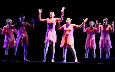 Más de 150 bailarines celebraron el Día de la Danza