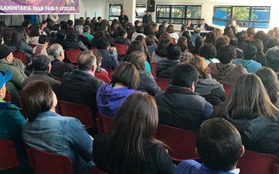 Más de 300 personas participan en el encuentro regional de vivienda