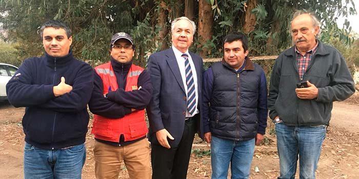 Mayor conectividad y mejoramiento de Agua Potable Rural se proyecta para la comuna de Chépica