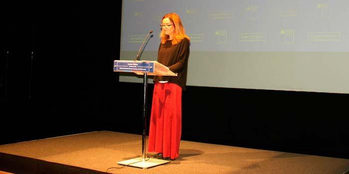 Ministra de las Culturas, las Artes y el Patrimonio anuncia Beca Chile Crea para artistas