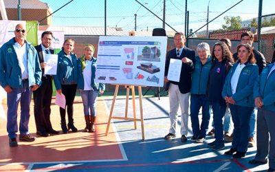 Minvu comienza construcción de centro comunitario en barrio de Machalí