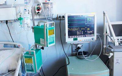 Moderno equipamiento y personal especializado posee UTI del Hospital Santa Cruz