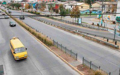 Nuevas obras brindarán mayor seguridad a los vecinos de Rancagua