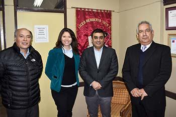 Nuevos directores en 2 colegios de San Fernando