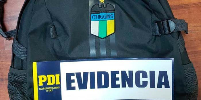 PDI investiga robo que afectó a entrenador de inferiores de OHiggins