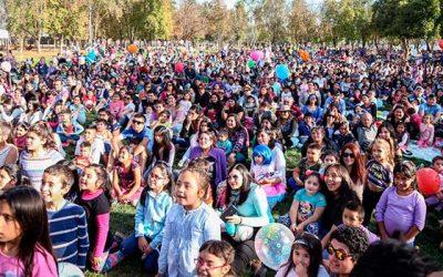 Picnic cultural congrega a cientos de sanfernandinos en el parque Abel Bouchón