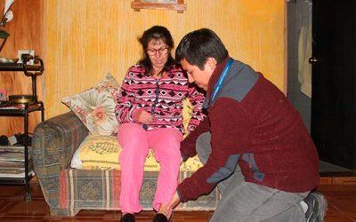 Programa de Rehabilitación Rural Móvil beneficia a 5 comunas