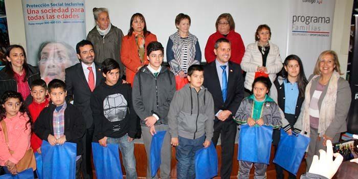Realizan lanzamiento regional del Programa Voluntariado País de Mayores