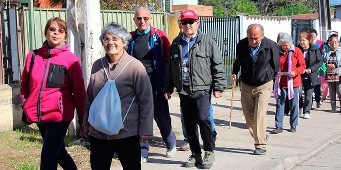 Salud Machalí fomenta la protección de Adultos Mayores por medio de la creación de una red intersectorial