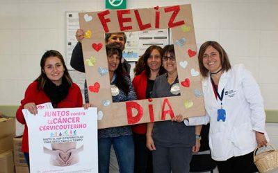 Salud Machalí solemnizó el Día de las Madres impulsando el examen del Papanicolaou