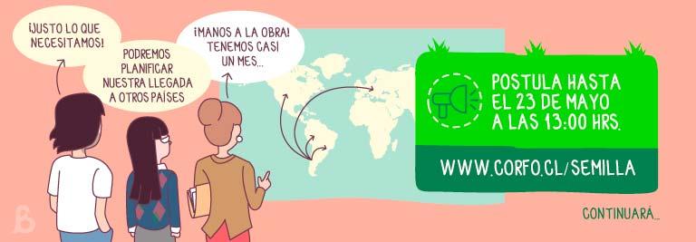 Semilla Corfo abre su primera convocatoria 2018