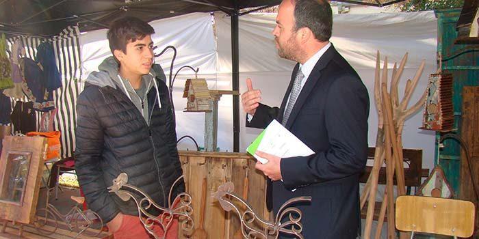 Seremi de economía refuerza lineamientos de apoyo a emprendedores y pymes de la región