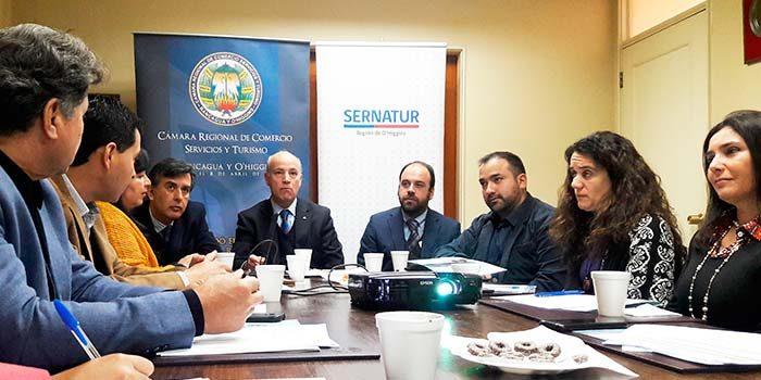 Seremi de Economía y Sernatur lideran segundo Encuentro Regional de Presidentes de Gremios de Turismo
