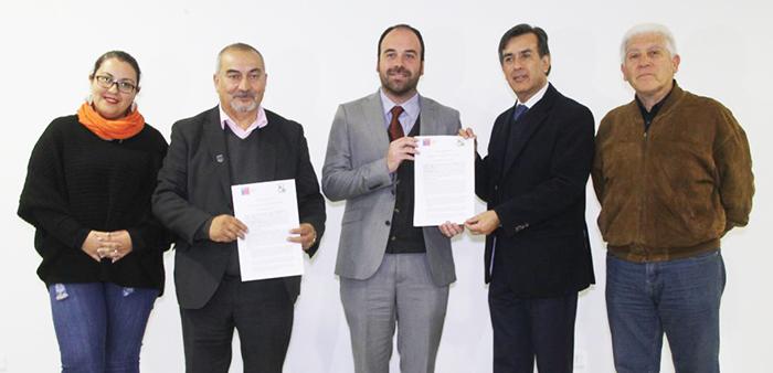 Sernatur y Municipalidad de Coltauco firman convenio de colaboración turística