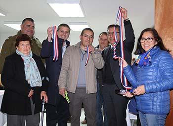 Intendente inaugura en Pichidegua ampliaciones de Casa de Acogida y una nueva Sede Social