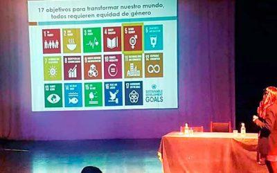 Académica UOH participa en la Primera Jornada de Reflexión por Educación no Sexista