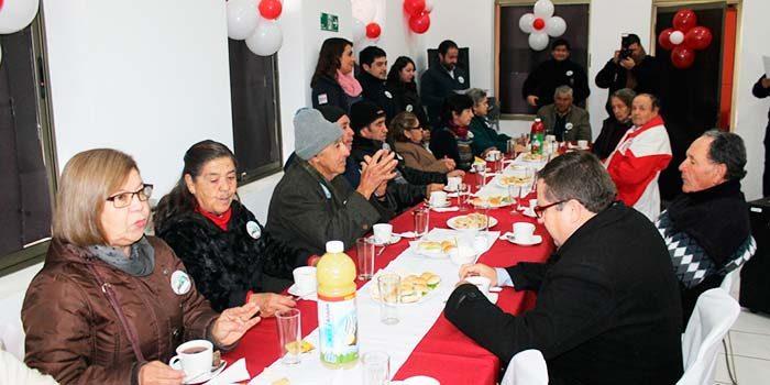 Adultos mayores de Chépica se incorporan al Programa Vínculos del Gobierno de Chile