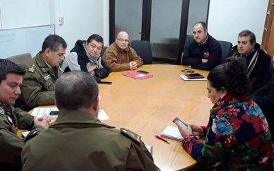Autoridades y colectiveros coordinan medidas para disminuir delitos en taxis colectivos