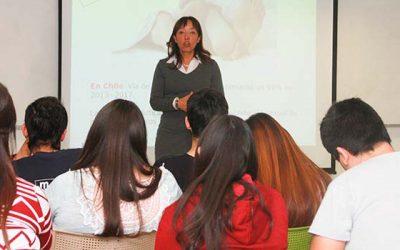 Capacitan a estudiantes UOH en prevención VIH-SIDA