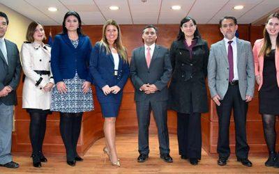 Corte de Apelaciones de Rancagua efectúa tercera mesa interinstitucional en materia de familia