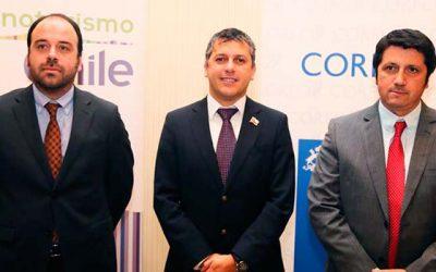 Emiliano Orueta asume como nuevo director regional de la Corfo OHiggins